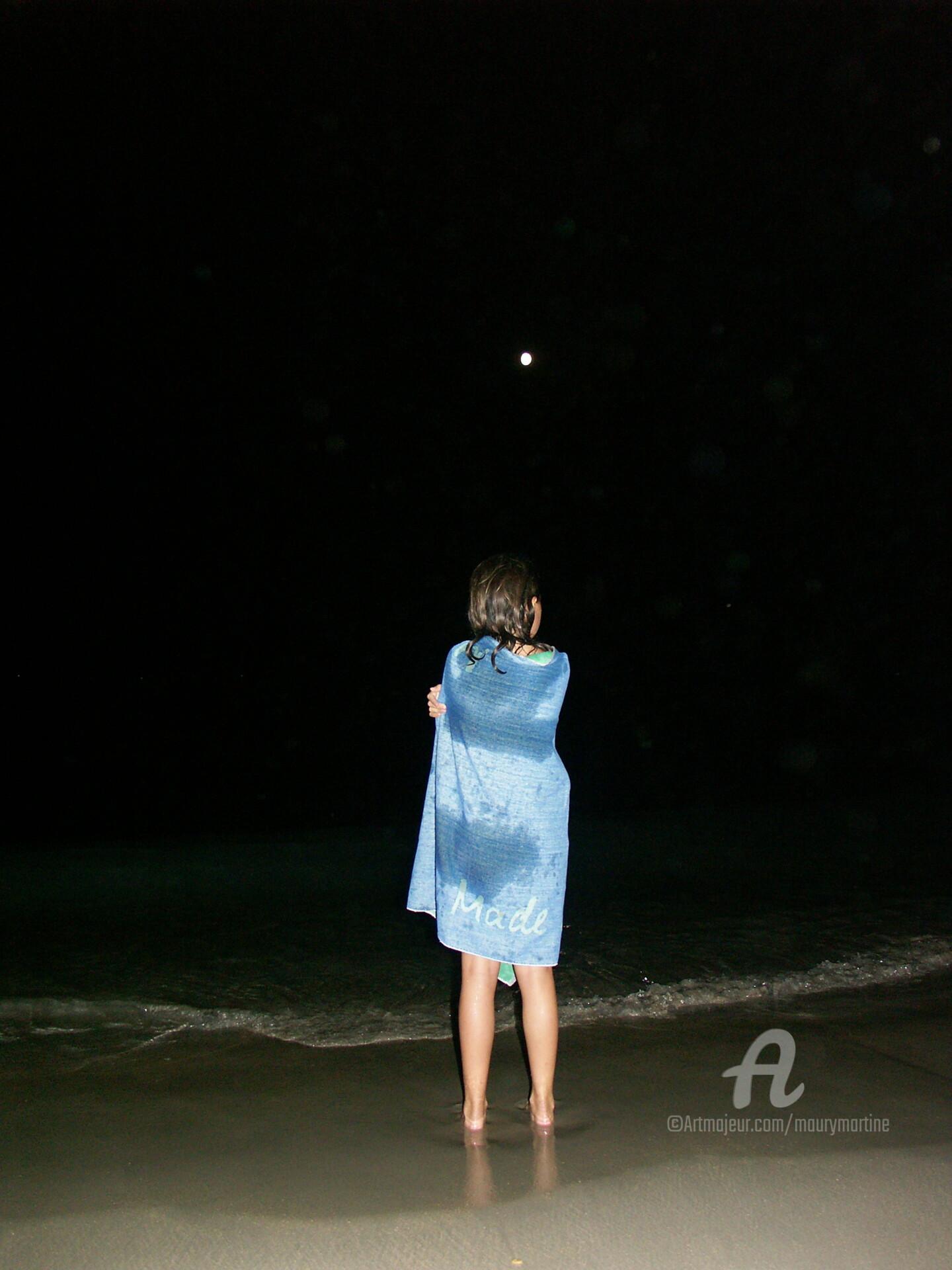 Martine Maury - clair de lune